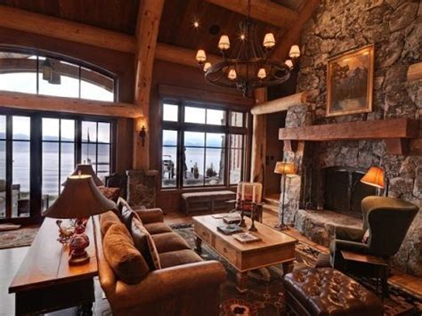 Cabin Decor Modern  My Home Style. Oak Crown Molding. Kingsley Bate Sag Harbor. Infurniture. Purple And Gray Bedroom. Sink Cabinets. Neon Rug. Difference Between Ceramic And Porcelain. Deck Fireplace