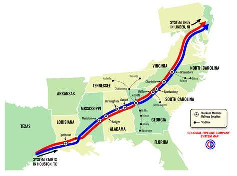 pipeline leak  gas prices   rise  virginia
