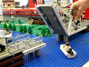 LEGO Power Functions Drawbridge 2 - YouTube