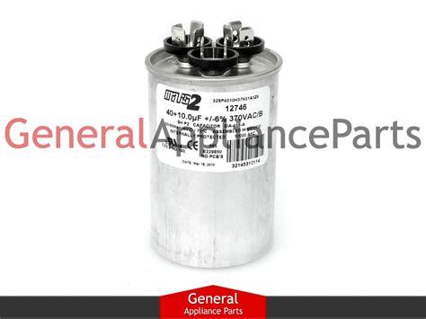Whirlpool Air Conditioner Capacitor 40 10 Uf 370 Vac