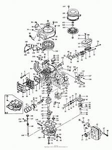 Kawasaki Lawn Mower Engine Parts Diagrams