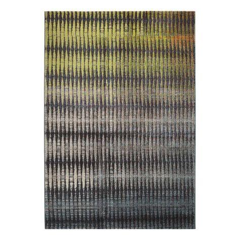 tapis esprit home moderne view jaune 80x150