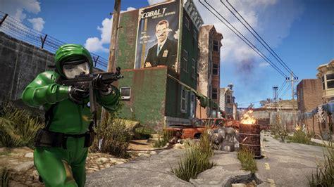 rust update pc safe zone compound gamer