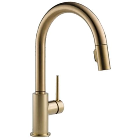 d9159czdst trinsic pull out spray kitchen faucet