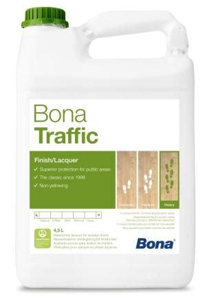 Bona Floor Care Retailers by Bona Traffic