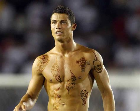 Armi Tatuajes, Ronaldo Y Hulk