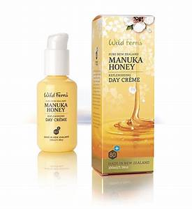 Manuka Honey Replenishing Day Creme | Wild Ferns