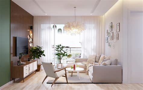 Scandinavian : Modern Scandinavian Style Home Design For Young Families