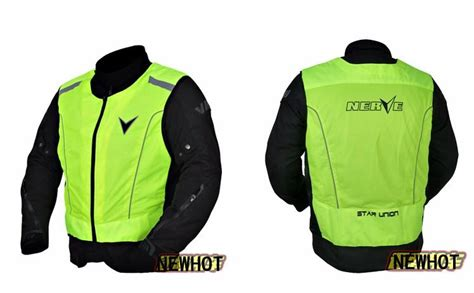 New Jacket Motorcycle Motorcycle Vest, Reflective Safety