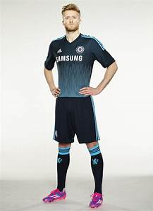(Image) Chelsea Unveil Funky New 'Soundwave' Third Kit For ...