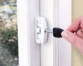 Casement Window Locks Security