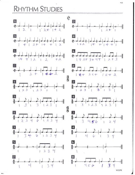 Rhythm Worksheet  Google Search  Music Theory Teaching Resources  Pinterest Worksheets