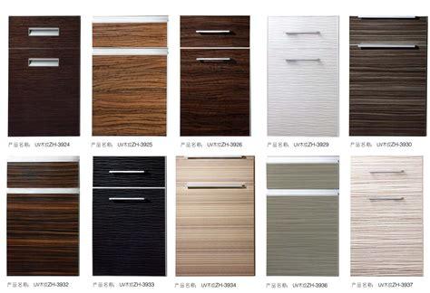 high gloss kitchen cabinets doors china uv high gloss wood grain kitchen cabinet door