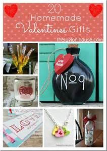 Valentine's Day Homemade Gift Ideas