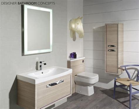 backlit bathroom mirrors