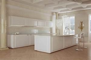 Holzboden In Der Küche : moderne k che mit minimalistischem design ~ Sanjose-hotels-ca.com Haus und Dekorationen
