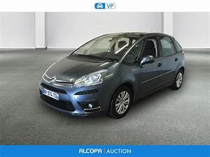 Fap Citroen C4 : citroen c4 picasso c4 picasso hdi 110 fap attraction alcopa auction ~ Maxctalentgroup.com Avis de Voitures