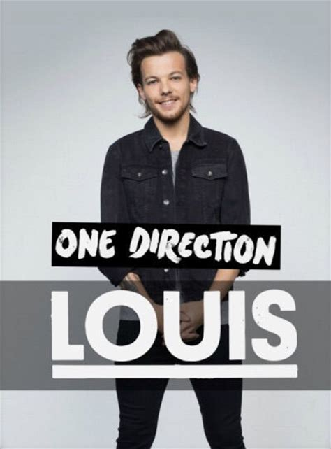 Louis Tomlinson One Direction Pictures Photos