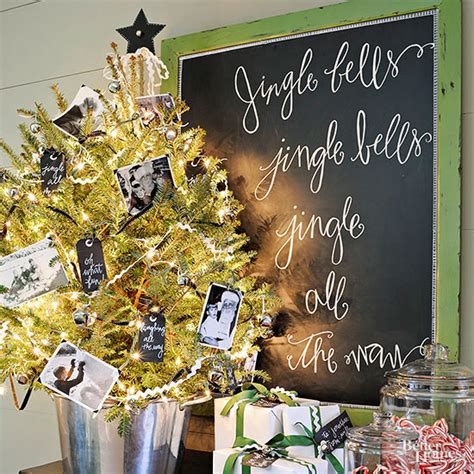 3 must try decorations for a cheap tabletop christmas tree