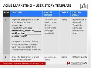 Agile project management for As a user i want user story template