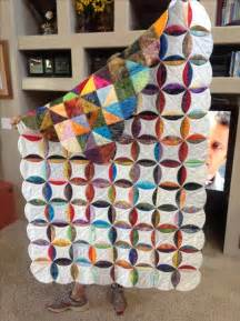 Scrappy Quilt as You Go