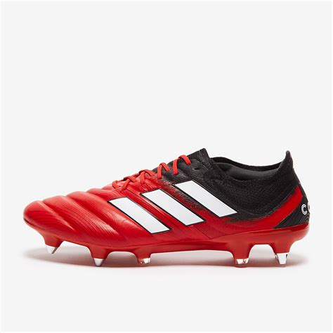 adidas copa  sg active redfootwear whitecore black soft ground mens boots
