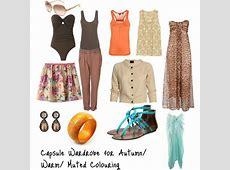 Capsule Wardrobe Examples Capsule Wardrobe for Autumn