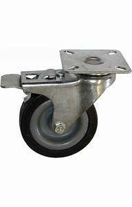 Roue Pivotante : roue pivotante avec frein de rechange pour pw20g w fontaine de nettoyage ~ Gottalentnigeria.com Avis de Voitures