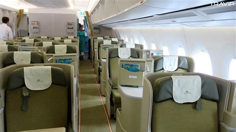 Review of Vietnam Airlines flight from Ho Chi Minh City to