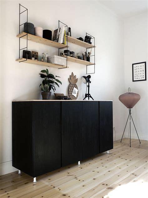 Ikea De Arbeitszimmer by Ikea Hack Wie Du Aus Ivar Schr 228 Nken Ein Cooles Sideboard
