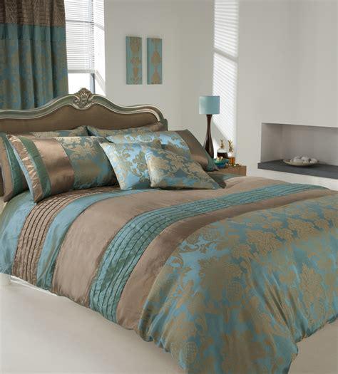 Teal Duvet Cover by Luxury Printed Duvet Cover Pillow Cases Set Teal Uk Ebay