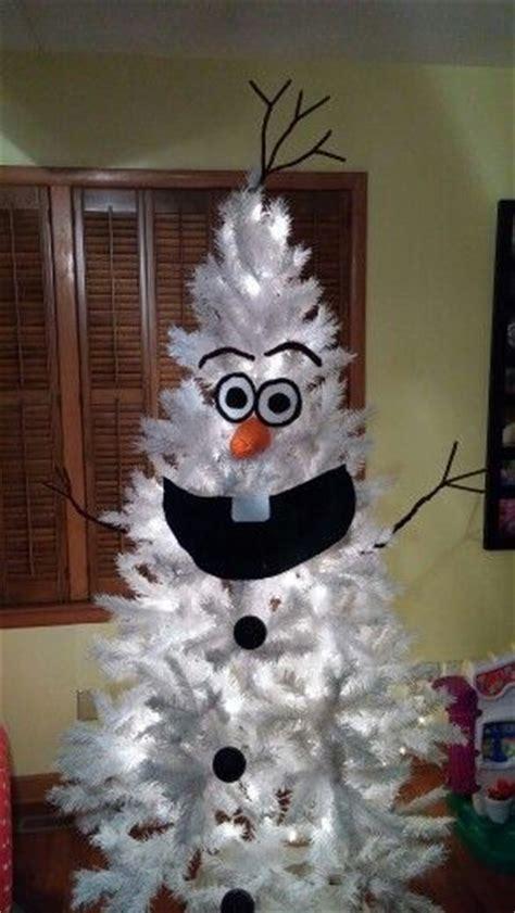 olaf warm hug and christmas trees on pinterest