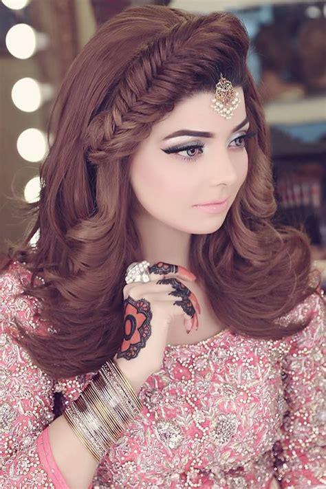 latest pakistani bridal makeup  perfect  trend  bride