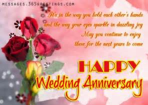 happy wedding anniversary wedding anniversary wishes and messages 365greetings
