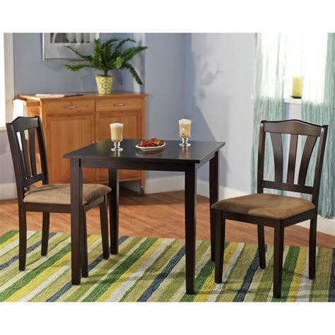 small kitchen table sets nook dining  chairs  bistro indoor  spaces ebay