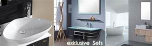 Günstige Badmöbel Set : badm bel set g nstige badezimmerm bel wie waschtische schr nke und zubeh r ~ Frokenaadalensverden.com Haus und Dekorationen