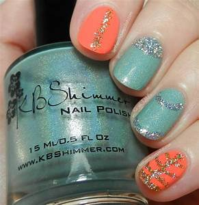 19 ideas for prom nails more