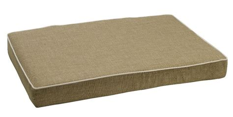 isotonic luxury orthopedic memory foam dog bed by bowsers