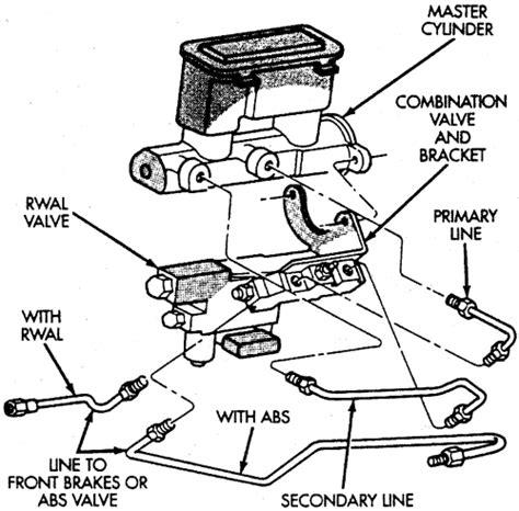repair guides brake operating system combination