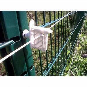 Piquet De Cloture Fer : isolateur pour piquet fer ~ Dailycaller-alerts.com Idées de Décoration