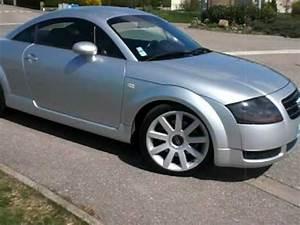 Audi Tt 3 Occasion : annonce audi tt s line vendre youtube ~ Maxctalentgroup.com Avis de Voitures