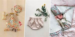 Petit Cadeau à Faire En Couture : 25 patrons de couture pour b b marie claire ~ Melissatoandfro.com Idées de Décoration