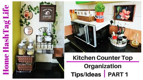 kitchen countertop storage ideas indian kitchen organization countertop organization 4312