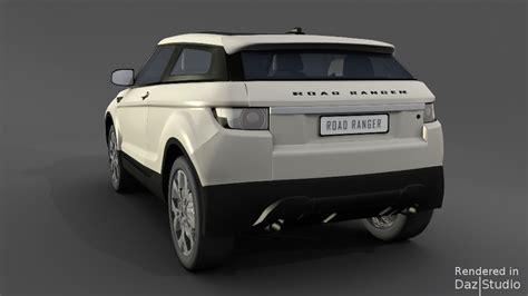 road ranger 3d models truform