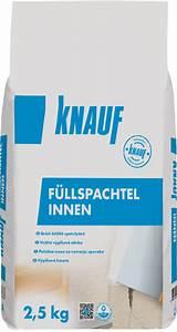 Knauf Feinputz Innen : knauf f llspachtel innen ~ Michelbontemps.com Haus und Dekorationen