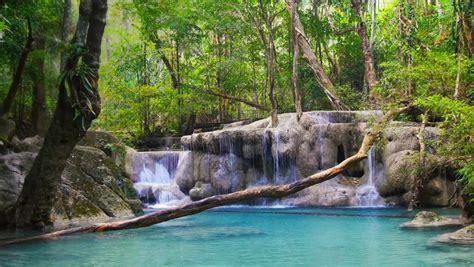 Thailand Waterfall Bing Wallpaper Download