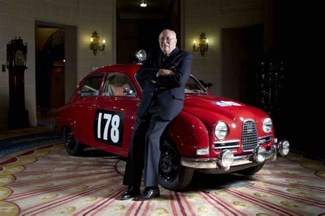 Rally Legend Erik Carlsson Dies At 86