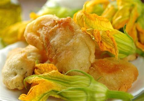 cuisiner une courgette petits beignets de fleurs de courgette aux fourneaux