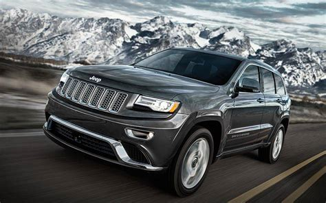 2017 Jeep Grand Cherokee Jeep Chrysler Ontario Ca