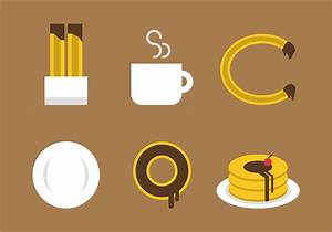 Free Churros Vector Icons #4 - Download Free Vector Art